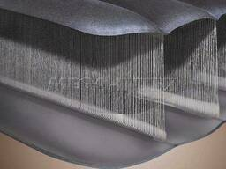 Надувной матрас Intex 152x203x30(25) с подголовником (усиленный), арт. 64143