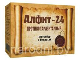 Напиток чайный профилактический Алфит-24 (противопаразительный)