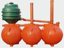Наружная канализация Чистовод Эко -6 Шар