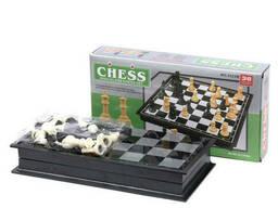 Настольная игра Шахматы магнитные пластиковые