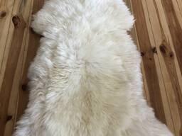 Натуральная шкура овцы