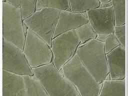 Натуральный камень – ПЕСЧАНИК (1,5см) серо-зеленый