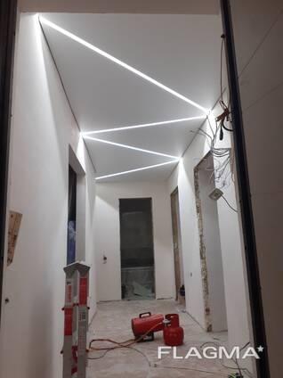 Натяжные потолки, специальное предложение