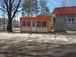 Небольшой магазин из сэндвич-панелей под заказ