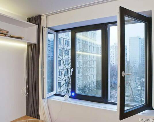 Недорогие пластиковые окна в Минске. Окна цена, фото, где купить Минск, Flagma.by #2091513