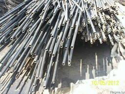 Трубы б/у отходы куски от 2м диаметр 30-60мм
