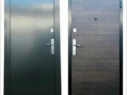 Нестандартные металлические двери.