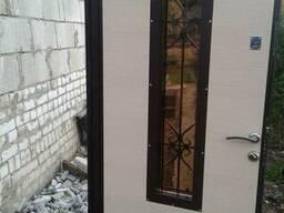 Нестандартные входные двери от производителя под ключ.