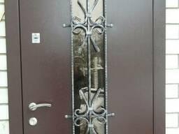 Нестандартные входные двери от производителя под ключ