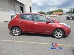 Nissan Leaf 2011г.