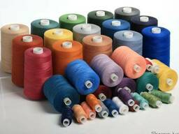 Нитки швейные хлопчатобумажные