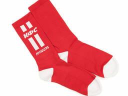 Носки с логотипом, фирменные носки