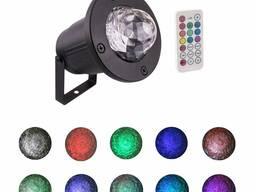 Новогодний личный лазерный проектор waterproof light project