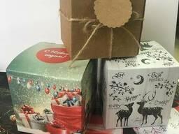 """Новогодняя коробка """"Новый год"""""""