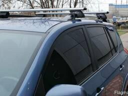 Новый аэро багажник авто с рейлингами доставка РБ - фото 2