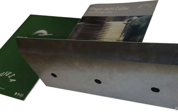 Нож для FARMI 300х135х14 мм