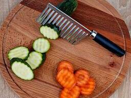 Нож фигурный