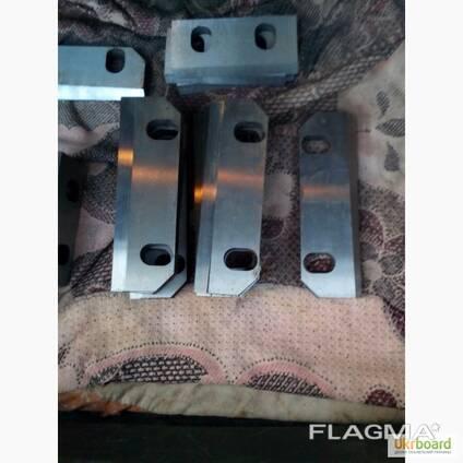 Ножи для дробилок ИПР 300, 350, 400, 450 из немецкой стали