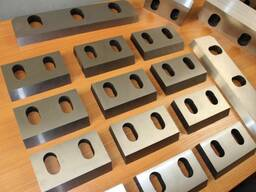 Ножи дробилок (измельчителей) пластика ИПР 100, 150, 200 и д