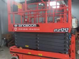 Ножничный подъемник Sinoboom GTJZ1212