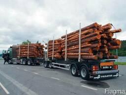 Нуждаемся в услугах лесовоза в различных регионах.