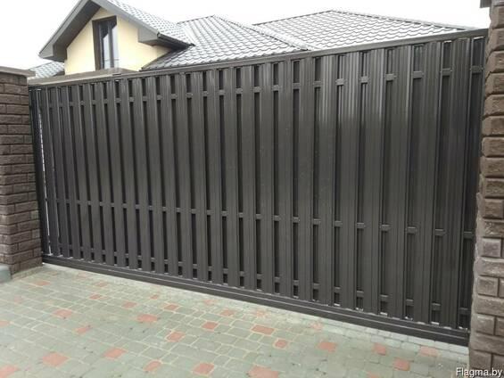 Нужны ворота или забор? Звони!