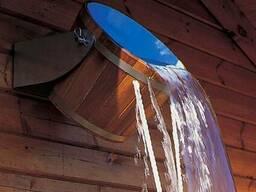 Обливное ведро Blumenberg перевертыш из камбалы для бани. ..