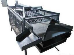 Оборудование для калибровки и сортировки овощей и картофеля