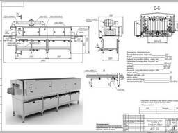 Оборудование для мойки ящиков Step Steel