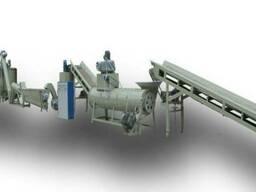 Оборудование для переработки отходов производства
