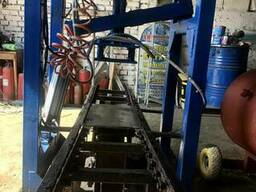 Оборудование для производства арболита(древоблока)