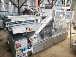 Оборудование для производства картонных лотков Hassia Linie, тип 211/k.