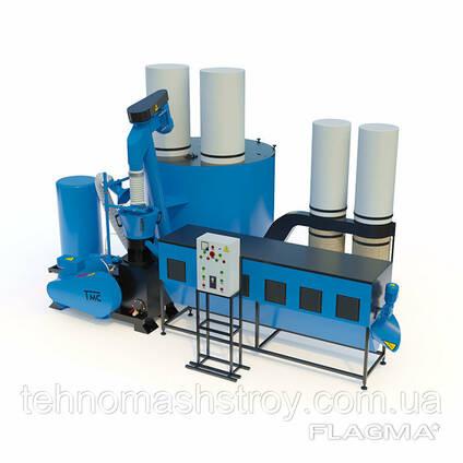 Оборудование для производства комбикорма МЛГ-1000 MAX (производительность до 1000 rг\ч)