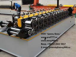 Оборудование для производства прифилей 50х50