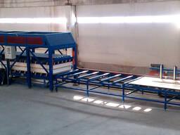 Оборудование для производства СИП панелей — УИП-6М