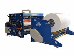 Оборудование для производства туалетной бумаги и бумажных полотенец