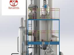 Оборудование для рафинации растительного и подсолнечного масла, животного жира