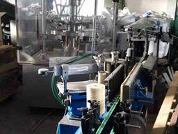 Оборудование для розлива соков и изготовления ПЭТ бутылок
