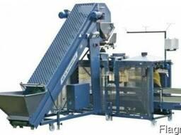 Оборудование для упаковка овощей и фруктов в сетки КМК
