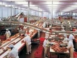Оборудование и запасные части для мясопереработки, пищевой п