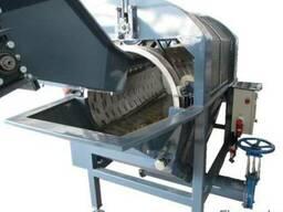Оборудование, машина для мойки овощей и картофеля
