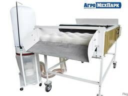 Оборудование, машина для сухой очистки овощей и картофеля