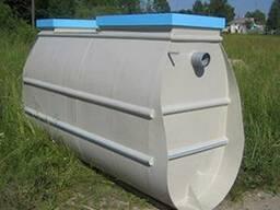 Очистное сооружение (септик/емкость) для дачного дома