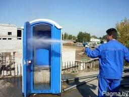 Обслуживание биотуалетов