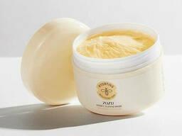 Очищающая маска - суфле (крем - пилинг для лица) с медом ZOZU Honey Cleans Mask , 100 g