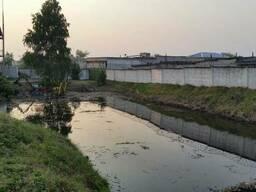 Очистка рек и водоёмов от ила.