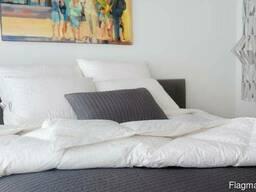 Одеяла из натуральных и синтетических волокон - фото 3