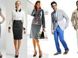 Одежа ведущих Итальянских брендов (сток)