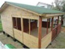 Одноэтажный дачный дом 5х6 м - фото 5
