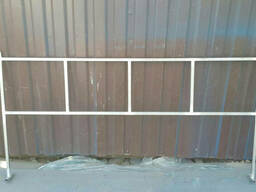 Ограда №1 (окрашена)